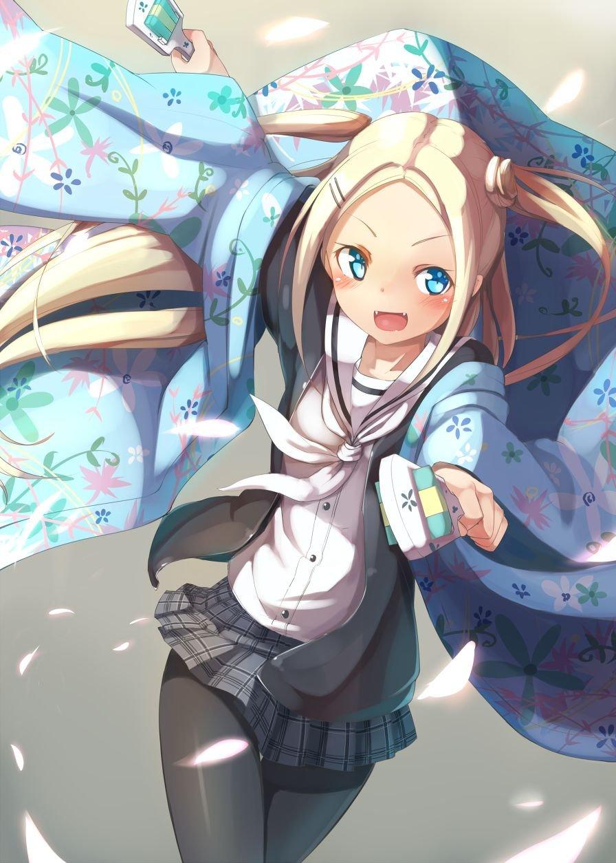 【2次】制服姿の可愛い女の子の二次画像 その12【制服】